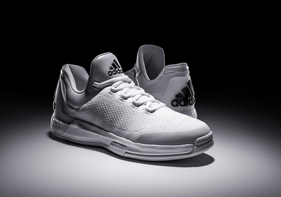 adidas-James-Harden-crazylight-boost-Triple-White-limited- 64276d13be