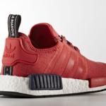 Dámské tenisky Adidas NMD_R1 v červené barvě