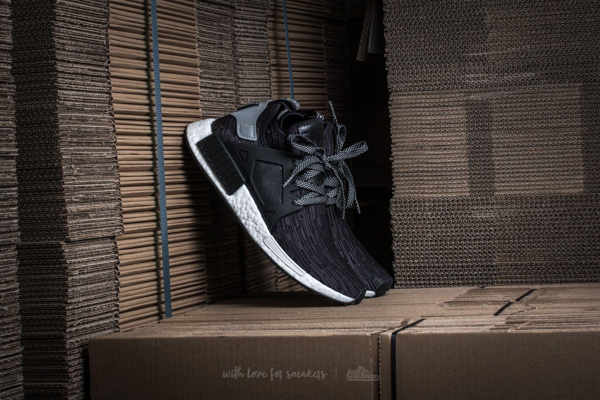 caee9ffb644 Omezený počet kusů – nové Adidas NMD XR1 Primeknit