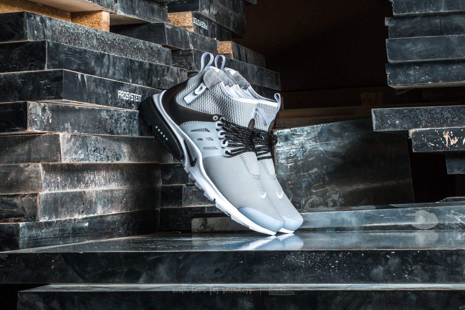 b23ebc34049 Nové sneakers Nike Air Presto Mid Utility