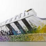 6 nejodvážnějších tenisek adidas Superstar