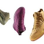 PSNY x Air Jordan 12 Collection v nových barvách