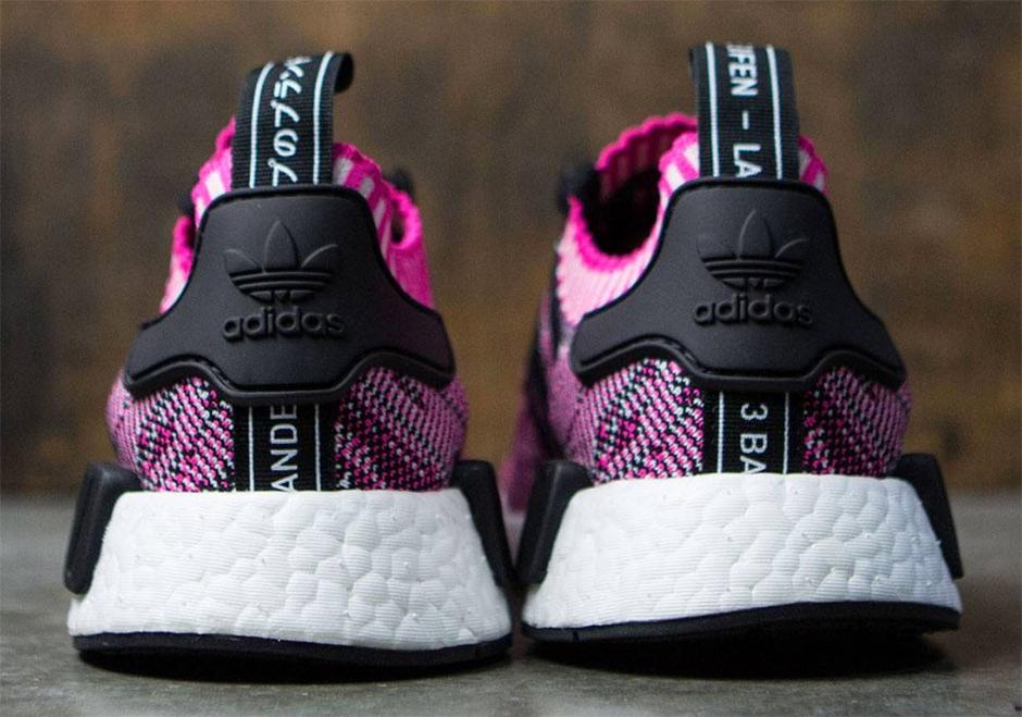 Dámské v Adidas Primeknit NMD   R1 W Primeknit v růžové barvě   8147776 - accademiadellescienzedellumbria.xyz
