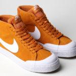 Pánské kotníkové sneakers Nike SB Blazer jsou nepřehlédnutelné