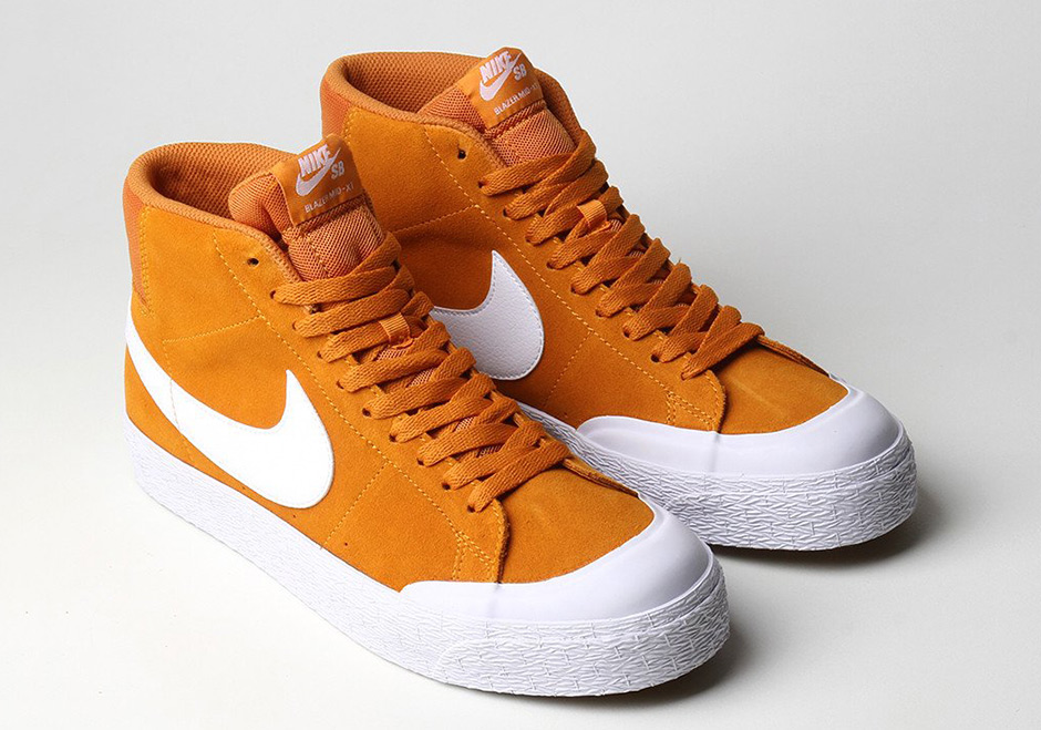 Pánské kotníkové sneakers Nike SB Blazer jsou nepřehlédnutelné ... b459b69568