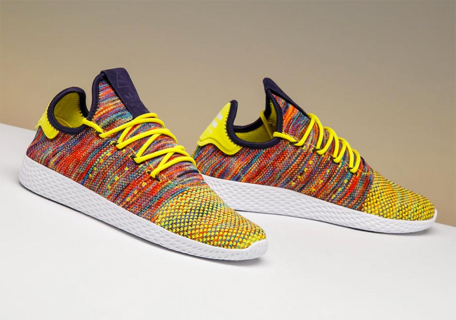 Nový unikátní release - Adidas Pharrell Williams Tennis HU ... fd70504a0d2