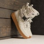 Tenisky Nike W SF Air Force 1 Light Bone do zimních vánic