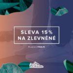 15% SLEVA na již zlevněné zboží na Footshop.cz: Jak na to?