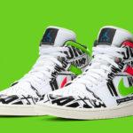 Air Jordan 1 Mid ve znamení logotypů již příští týden
