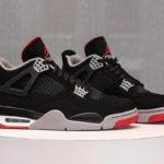 "Release tenisek Air Jordan 4 ""Bred"": kde se dají koupit?"