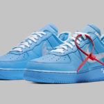 "The Off-White x Nike Air Force 1 ""MCA"" releasují na ComplexConu v Chicagu"