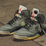 Nová kolaborace na obzoru – Virgil Ablog x Air Jordan 5