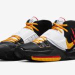 """Kyrie Irving oprašuje své legendární Nike Kyrie 6 """"Bruce Lee"""" a přináší černou alternativu"""