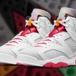 Air Jordan 6 Hare vzdávají poctu originálu z roku 1992! Podívejte se na oficiální colorway, která potěší všechny fandy Bugs Bunnyho
