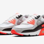 """Nové Nike Air Max 90 """"Infrared"""" se objeví ve všech dostupných velikostech!"""