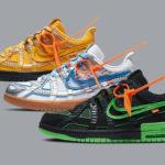 Virgil Abloh představuje svou novou vášeň, The Off-White x Nike Rubber Dunk