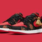 """Nike ukázal oficiální vzhled nových Air Jordan 1 Retro Low OG """"Chinese New Year""""!"""