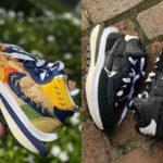 Odvážná novinka v podobě The Jean Paul Gaultier x Sacai x Nike VaporWaffle